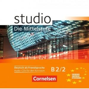 studio d, Die Mittelstufe B2/2 - Audio-CDs