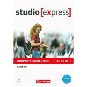 studio [express] A1-B1, Kursbuch