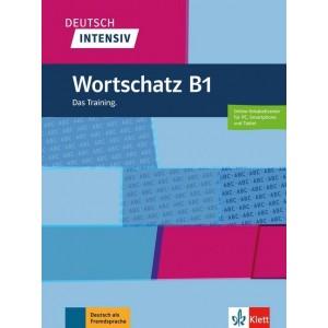 Deutsch intensiv - Wortschatz B1