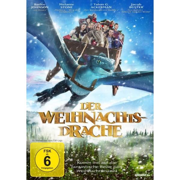 Der Weihnachtsdrache,  DVD.