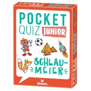 Pocket Quiz junior Schlaumeier.