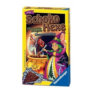 Schoko-Hexe (Kartenspiel).