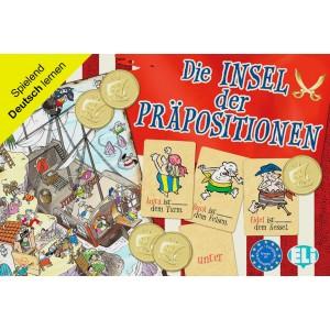 Die Insel der Präpositionen (Spiel).