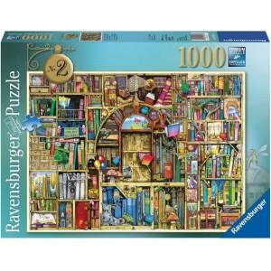 Magisches Bücherregal Nr. 2 (Puzzle).
