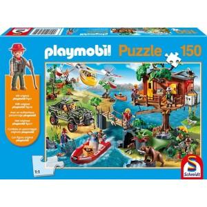 Playmobil, Baumhaus (Kinderpuzzle)
