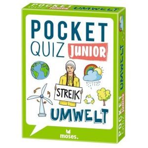 Pocket Quiz junior Umwelt.