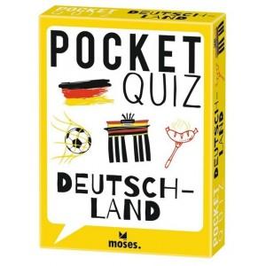 Pocket Quiz Deutschland.