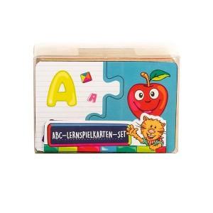 ABC SPASS ABC-Lernspielkarten-Set 70-teilig