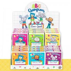 ABC SPASS CHAMPIONS  Lernspiele Mini-Box