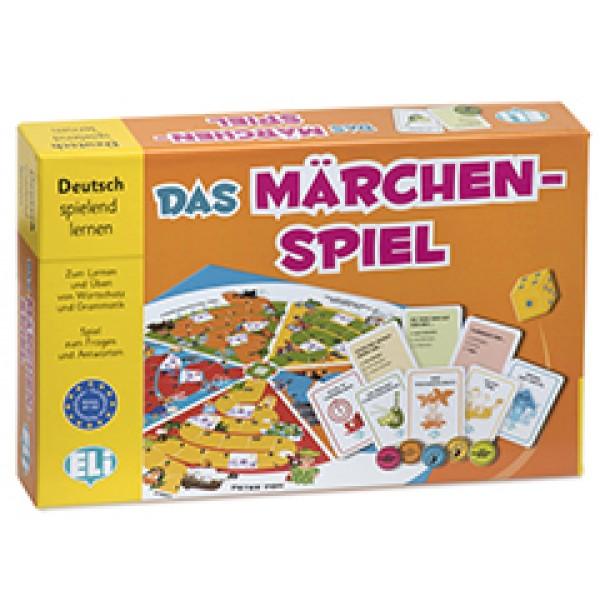 Das Märchenspiel.   Deutsch spielend lernen.  (Spiel).