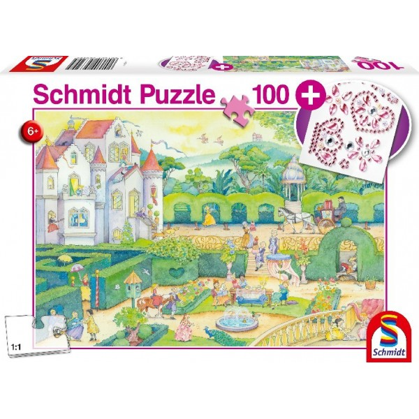 Prinzessin (Kinderpuzzle)